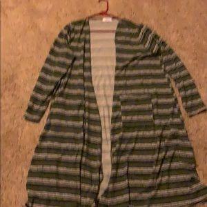 LuLaRoe Sarah sweater. Size large.